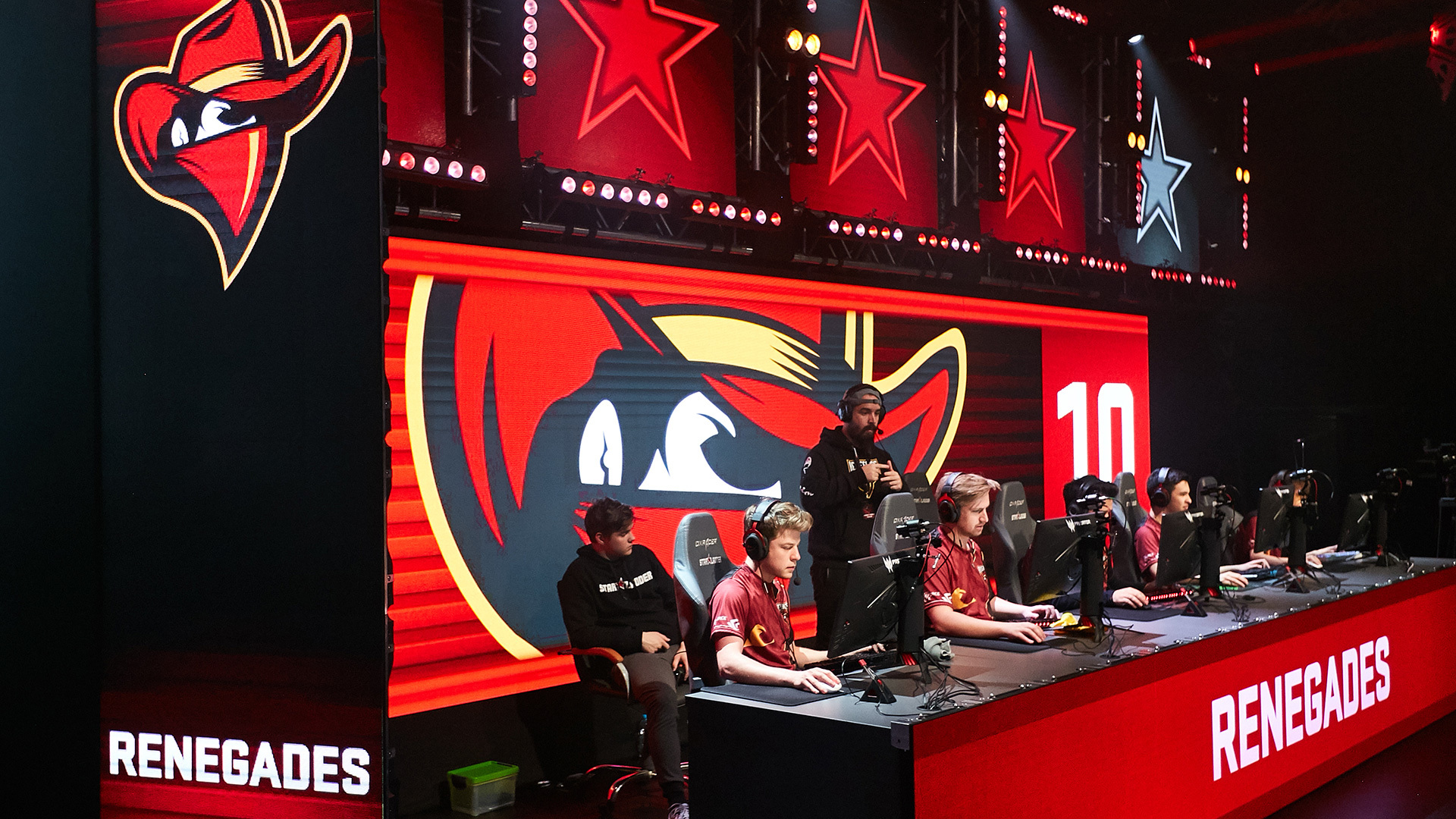 Renegades to replace mousesports at StarSeries i-League S7