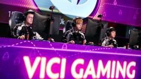 Vici Gaming make it to the semifinals of StarLadder ImbaTV Dota 2 Minor