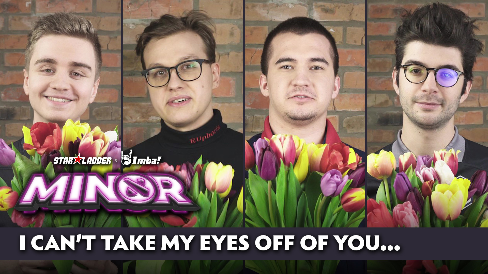 Surprise for The International Women's Day from the StarLadder ImbaTV Dota 2 Minor participants