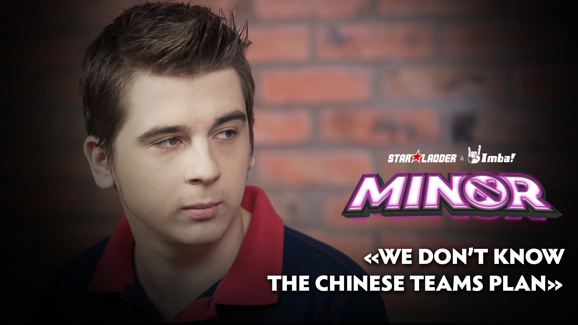 "fng: ""We don't know the Chinese teams plan"""