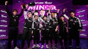 Vici Gaming - the champions of StarLadder ImbaTV Dota 2 Minor