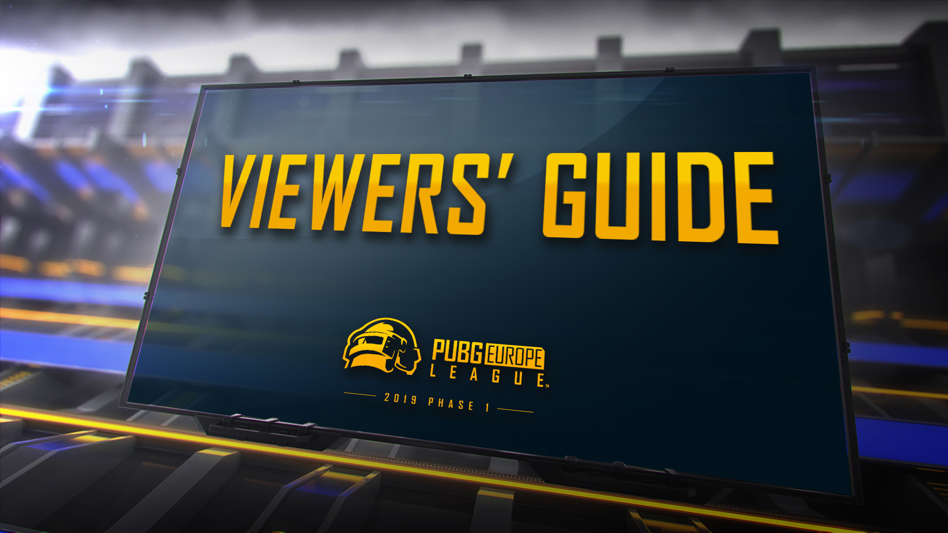 PEL viewers' guide: How to watch Europe's premier PUBG competition