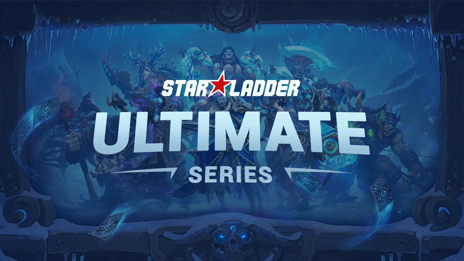 Плей-офф StarLadder Hearthstone Ultimate Series Winter: гайд для зрителей