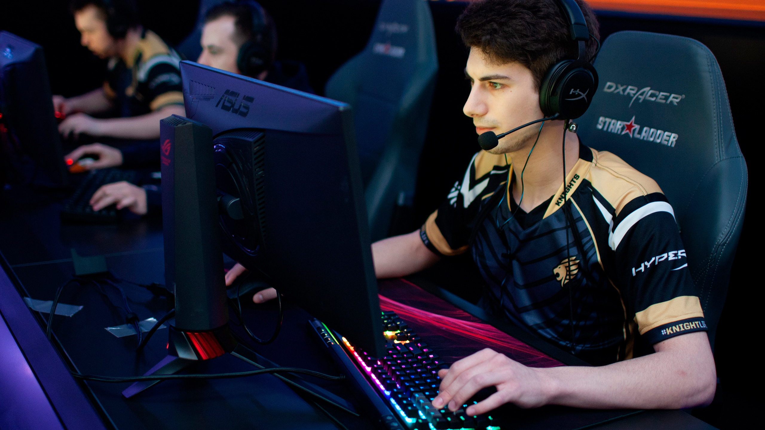"""Voxsic: """"We all feel we're some of the best players in the world"""""""