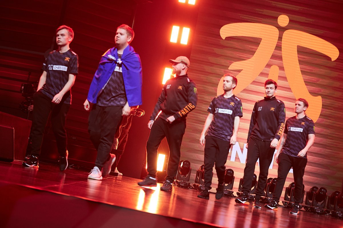 Fnatic прошла в гранд-финал StarSeries i-League S7