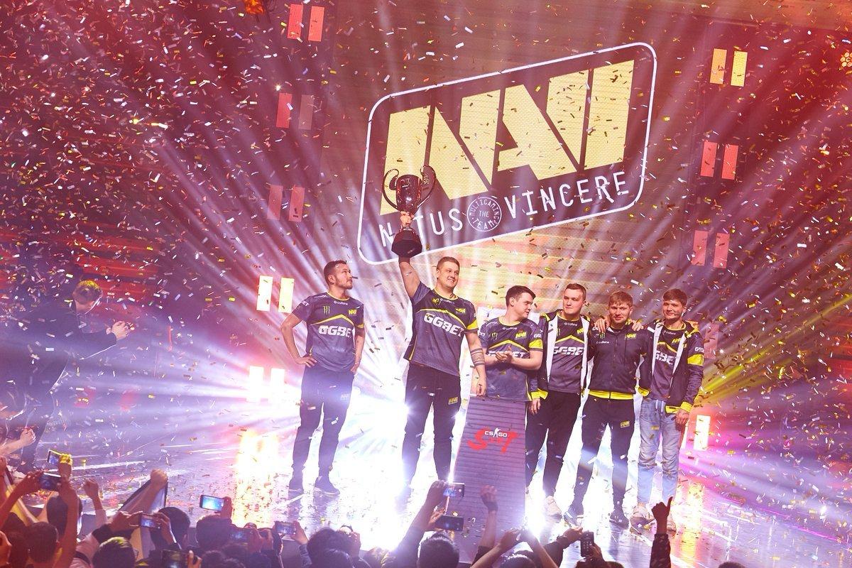 Na'Vi — чемпионы StarSeries i-League CS:GO Season 7