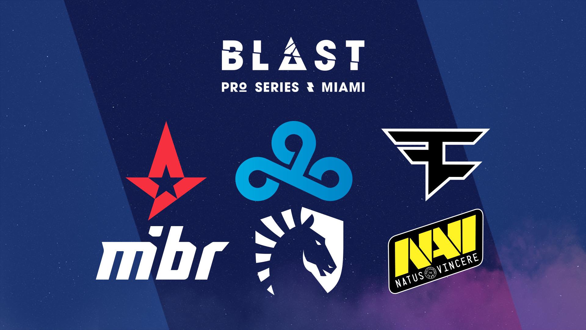 StarLadder покажет BLAST Pro Series: Miami 2019 на русском языке