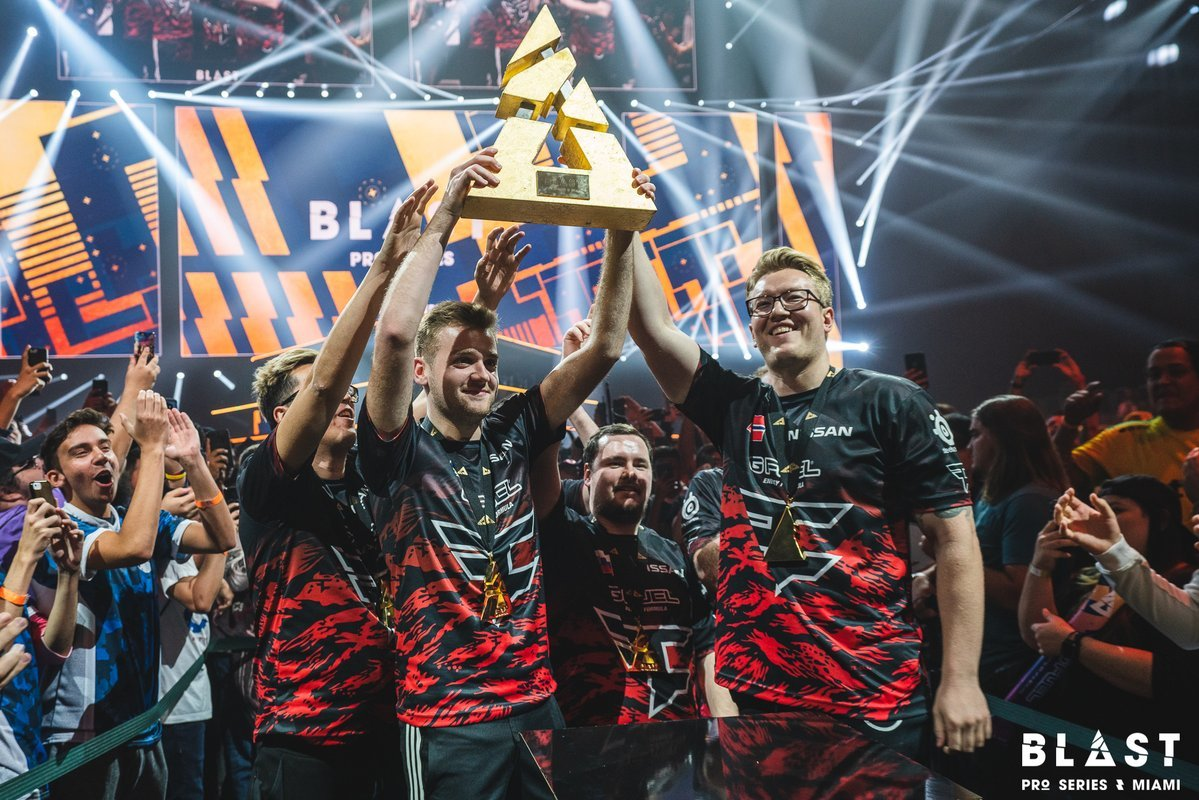 FaZe Clan стала чемпионом BLAST Pro Series: Miami 2019
