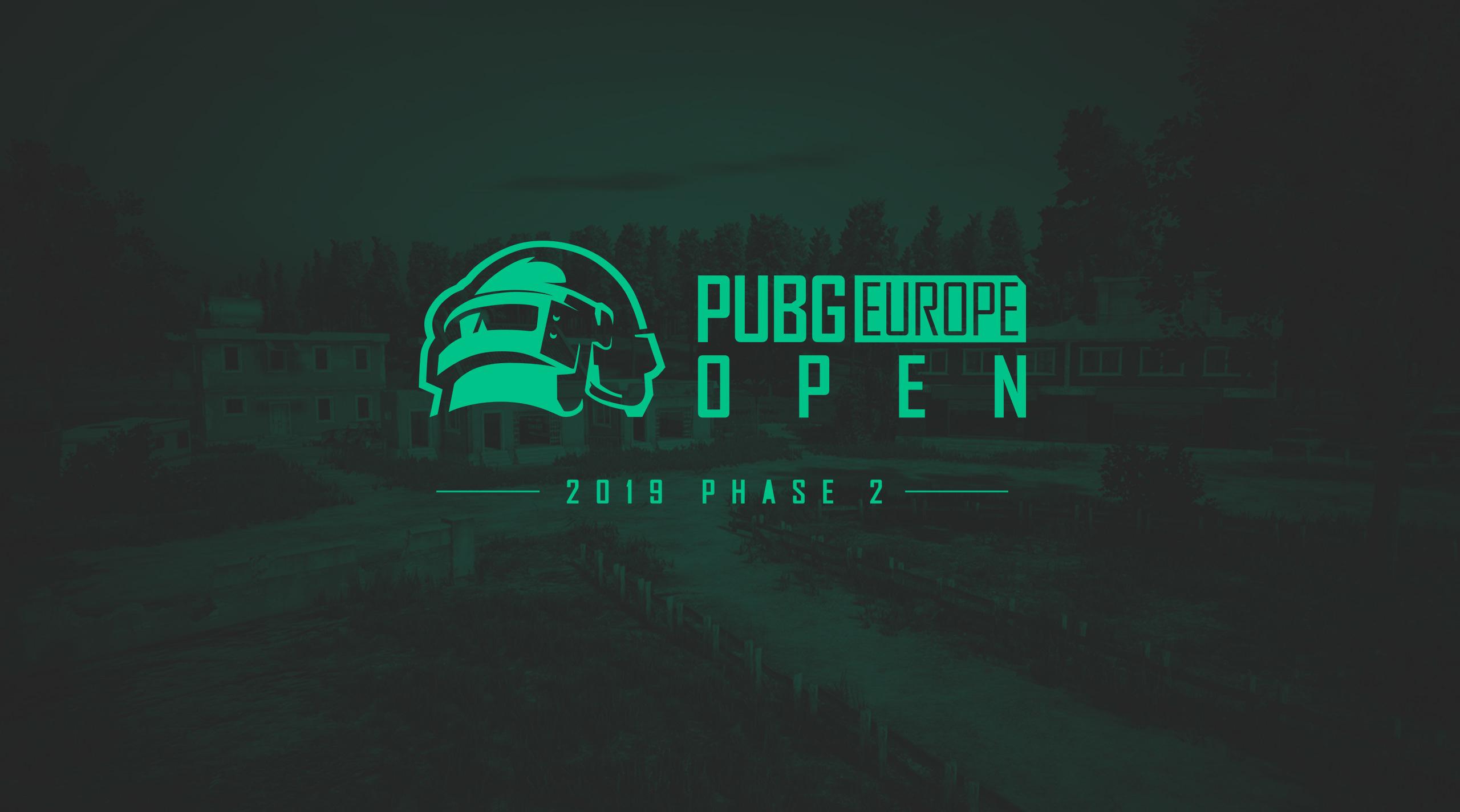 Открыта регистрация на вторую фазу PUBG Open League