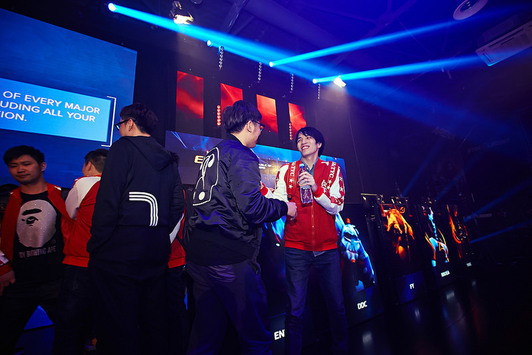 Vici Gaming Reborn to play against Na`Vi in the Grand-Final!