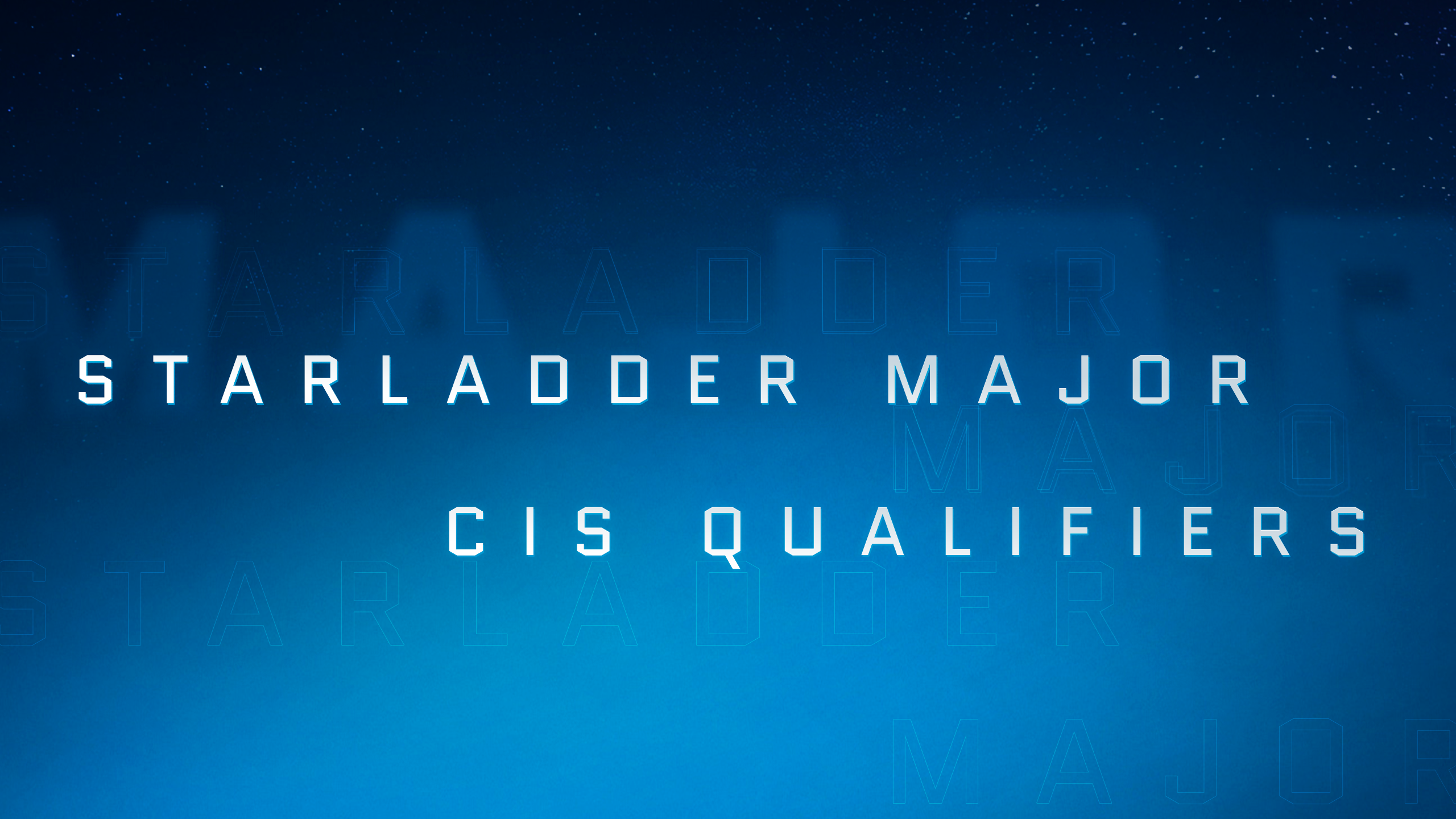 The list of invited teams to the closed qualifier for CIS Minor Championship