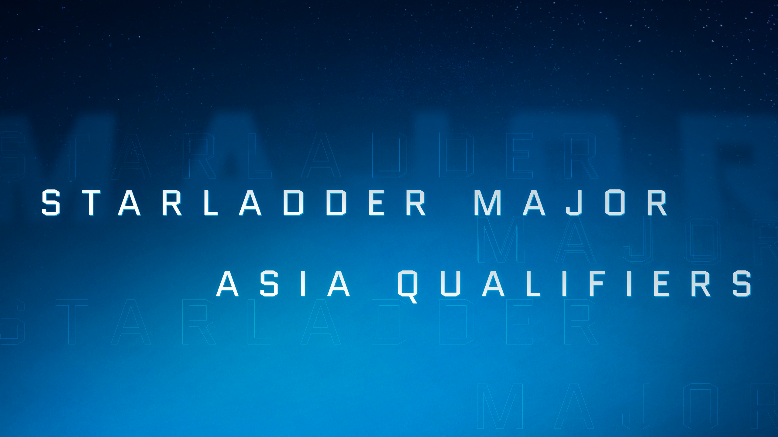 The lists of invited teams to the closed qualifiers for China and Oceania