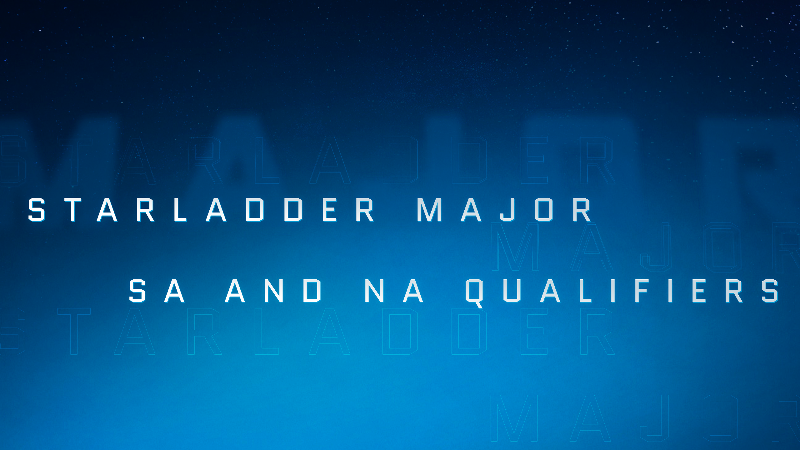 The lists of invited teams to the closed qualifiers for NA and SA regions