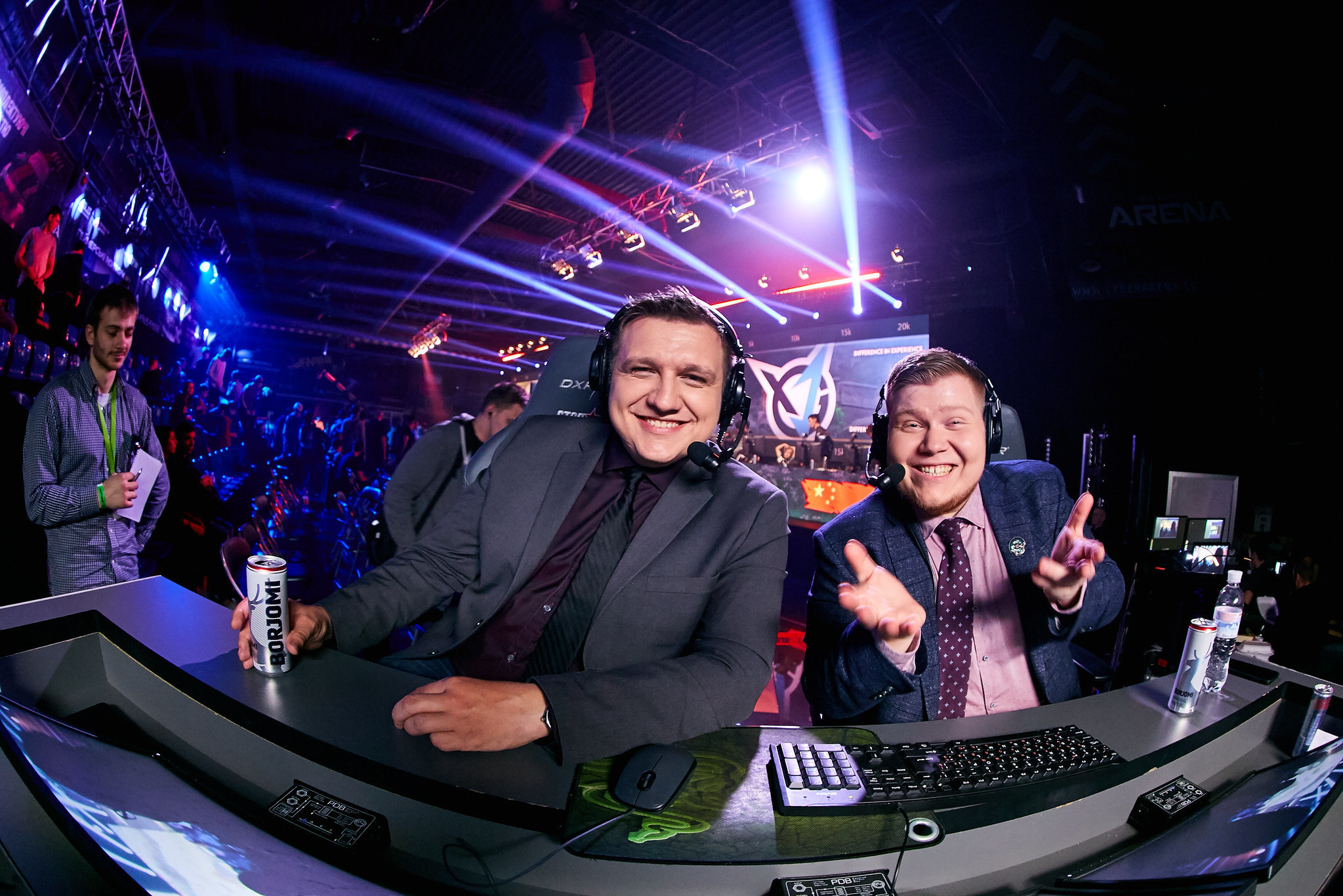 Viewer's guide for the closed qualifier for StarLadder ImbaTV Dota 2 Minor