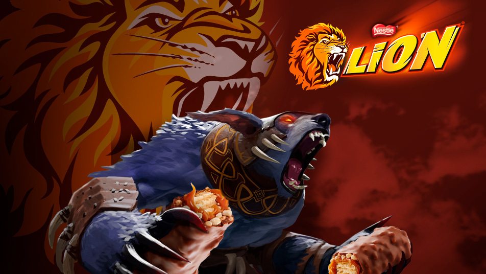 Lion integrates into StarLadder ImbaTV Dota 2 Minor