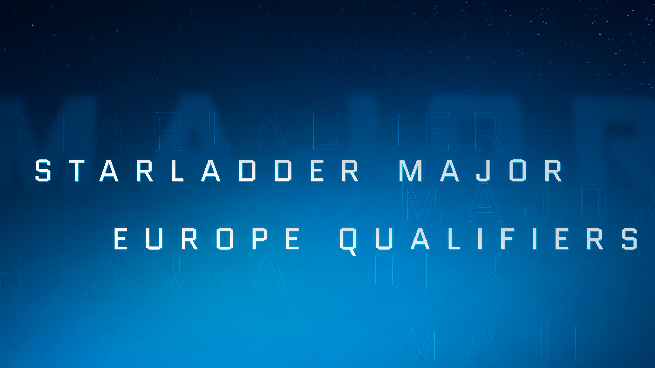 StarLadder Major: draws and schedule for Closed Qualifier in Europe