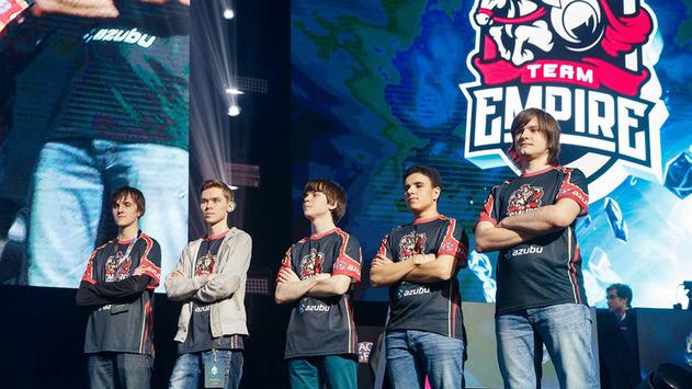 SLTV i-League Invitational: Team Empire — команда с мечтой