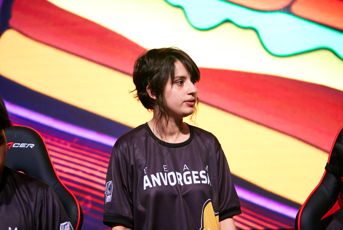 "Vitoria Otero about Team Anvorgesa: ""We actually didn't train at all."""