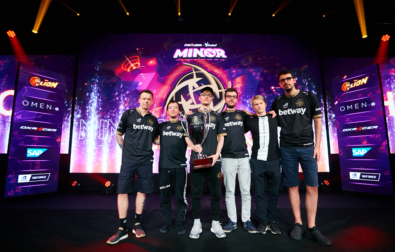 Ninjas in Pyjamas - the champions of StarLadder ImbaTV Dota 2