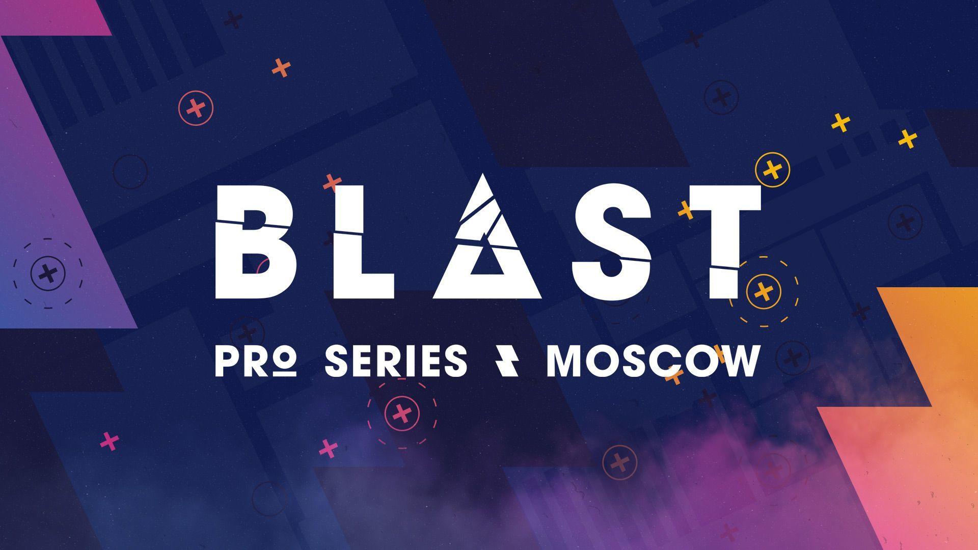 BLAST Pro Series Moscow пройдет в ВТБ Арена