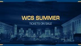 Билеты на киевский WCS Summer уже в продаже!
