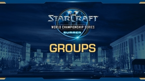 WCS Summer: Full Player List and Groups