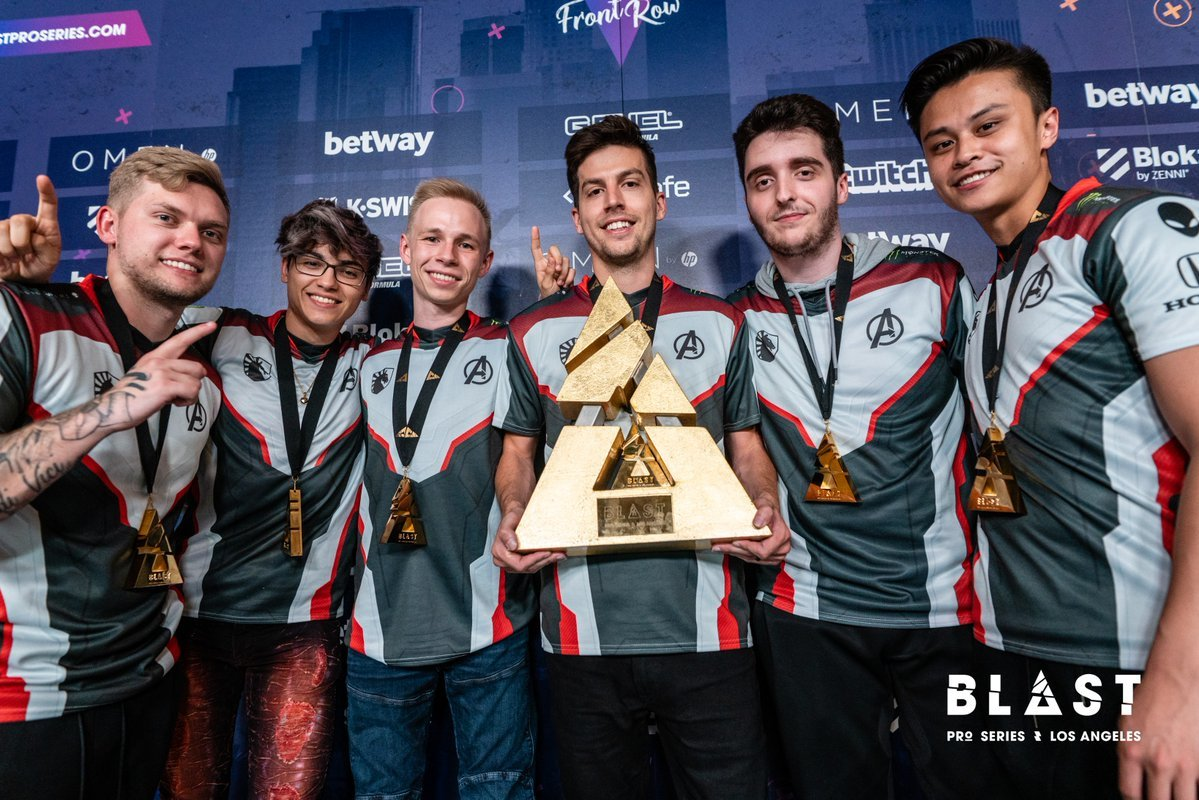 Team Liquid стала чемпионом BLAST Pro Series: Los Angeles 2019