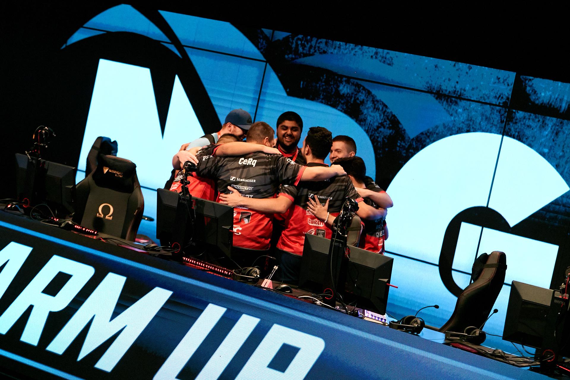 NRG и INTZ прошли в Плей-офф Americas Minor