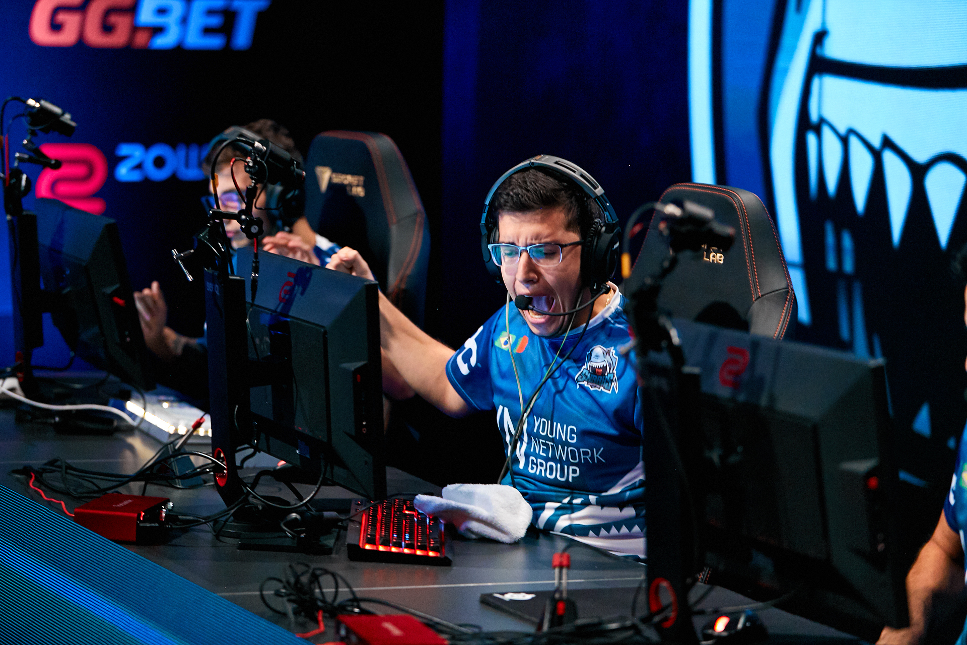 FURIA and Sharks complete list of participants for Americas Minor Playoffs
