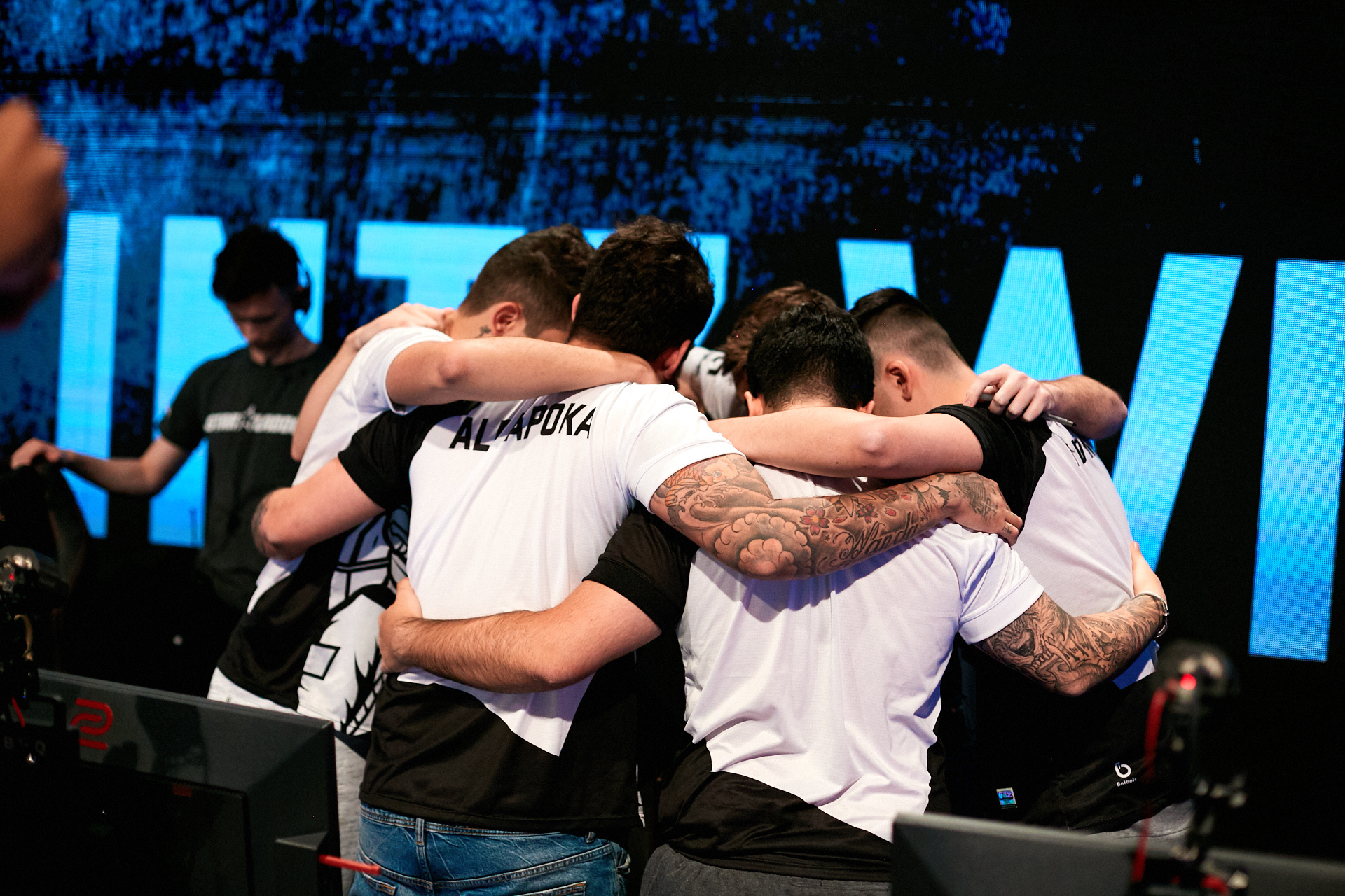 NRG and INTZ to UB Final at Americas Minor