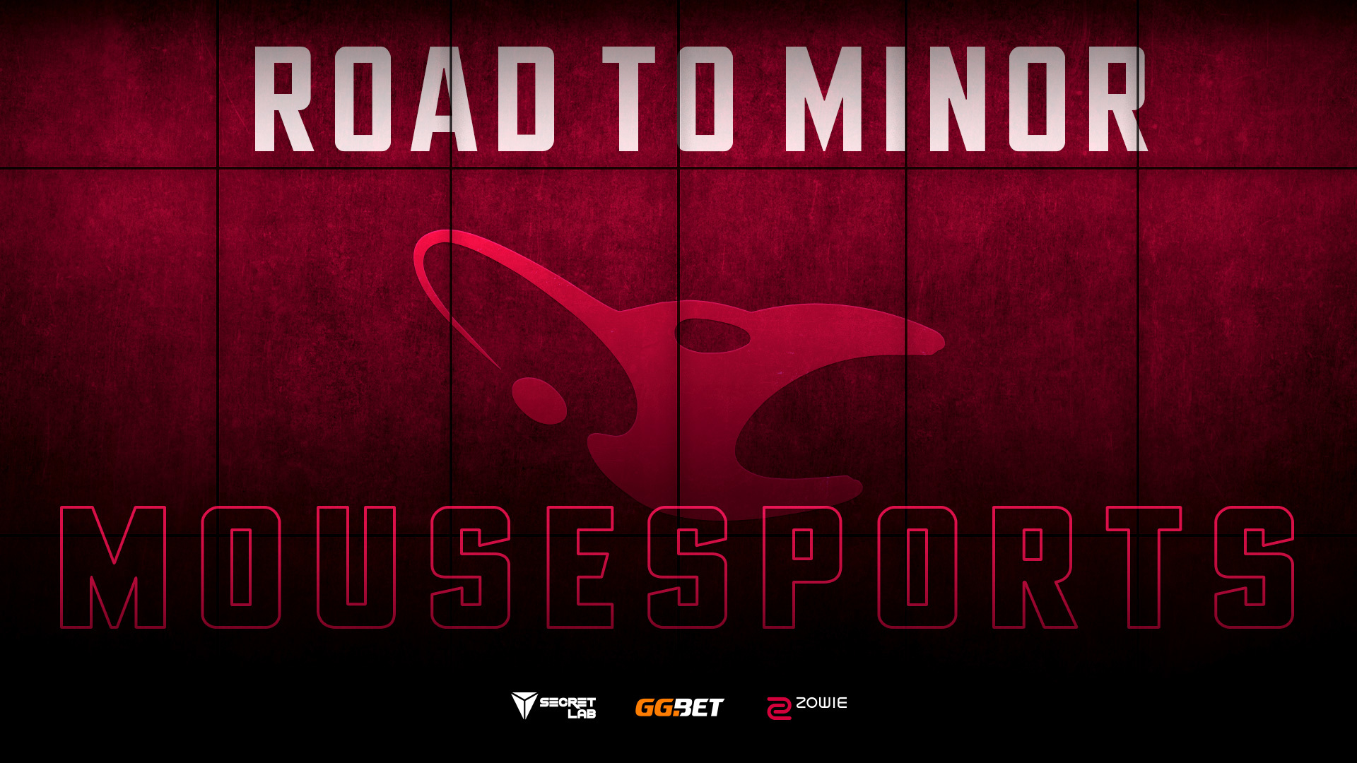 Road to #BerlinMinor2019: mousesports