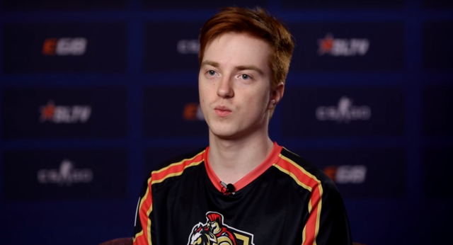 Предматчевое интервью с Empire и Arcade