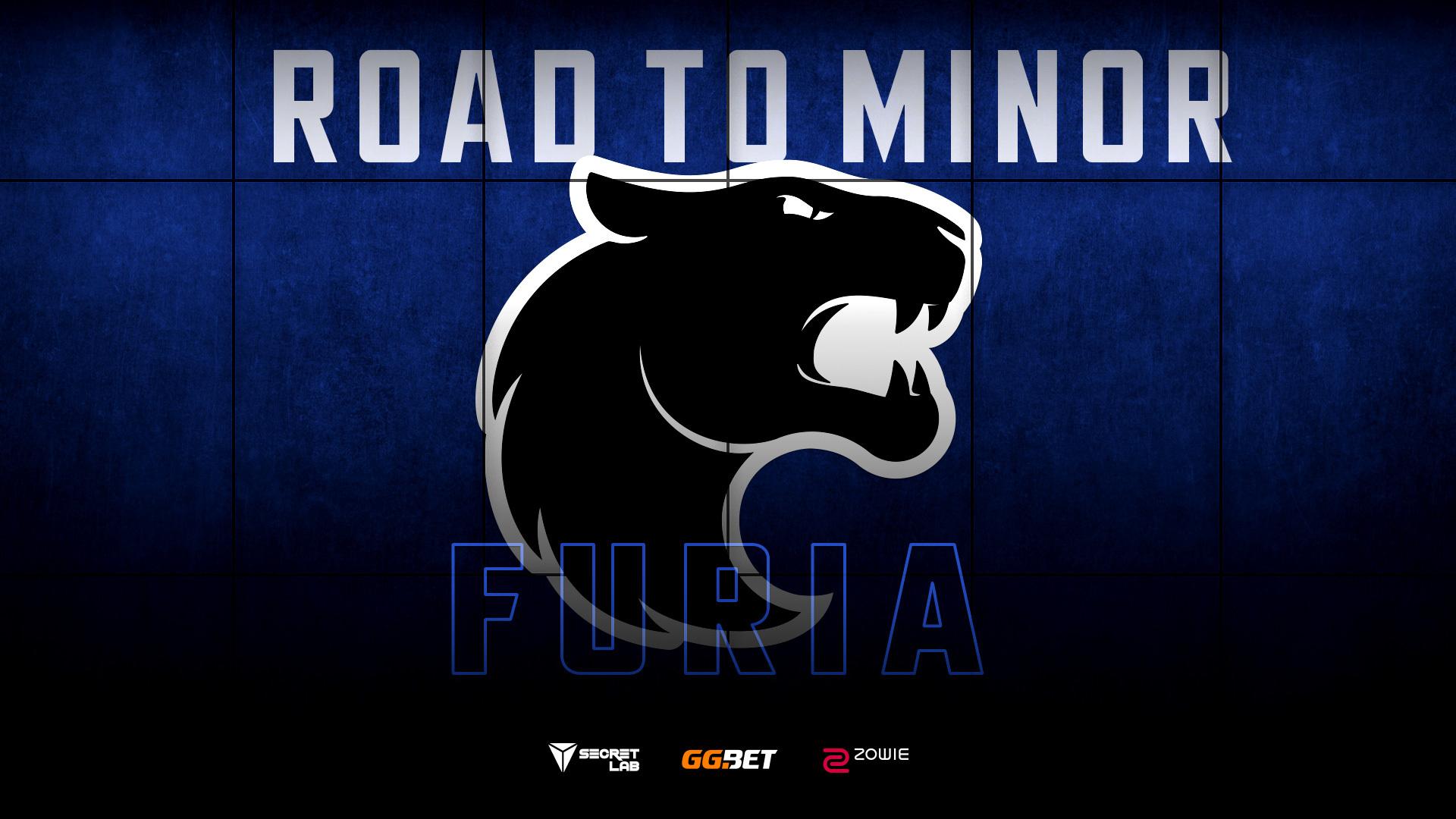 Road to #BerlinMinor2019: FURIA Esports