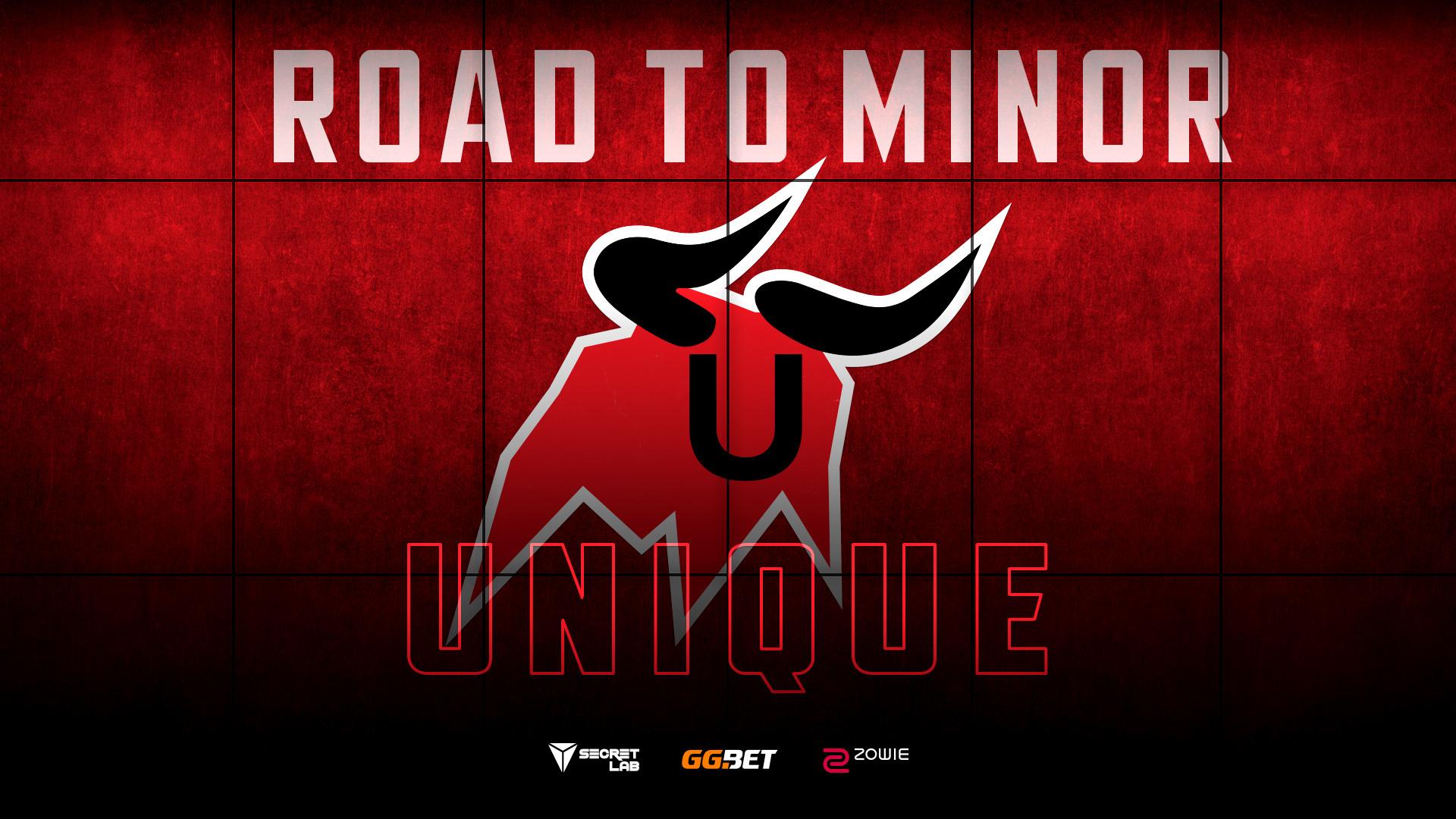 Road to #BerlinMinor2019: Unique Team