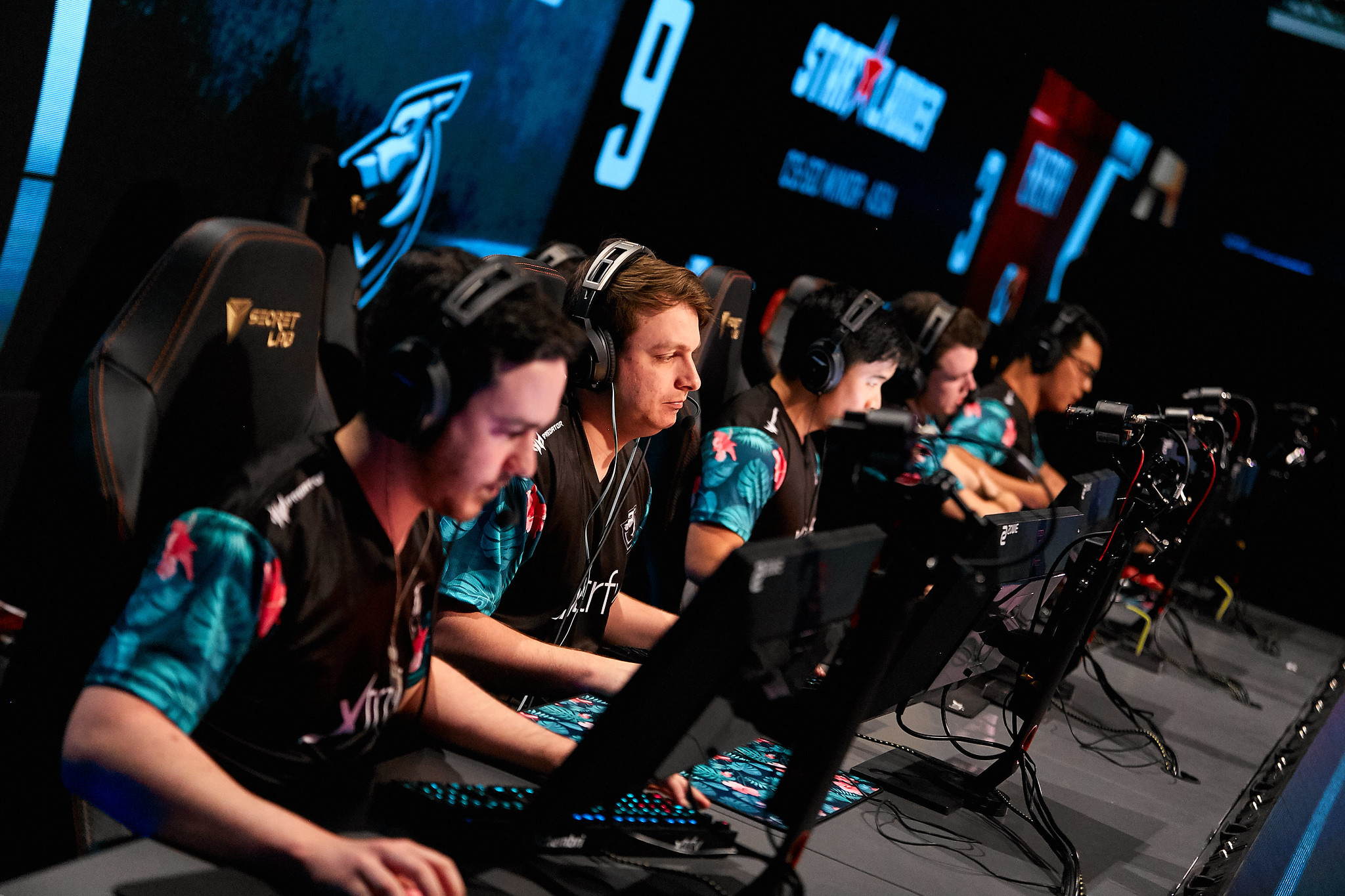 What do we know about the participants of StarLadder Major Berlin 2019: Asia Minor?