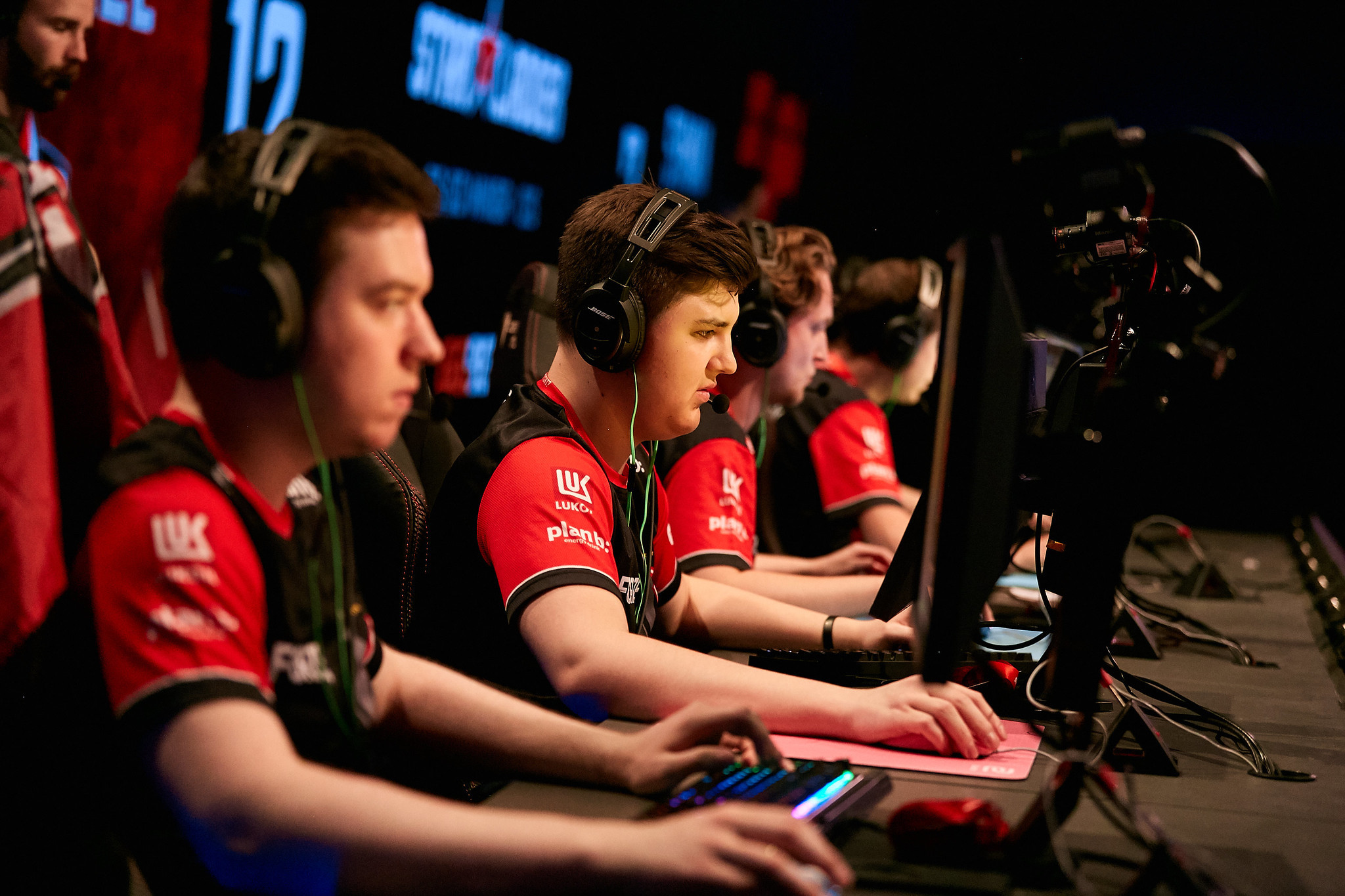 What do we know about the participants of StarLadder Major Berlin 2019: CIS Minor?