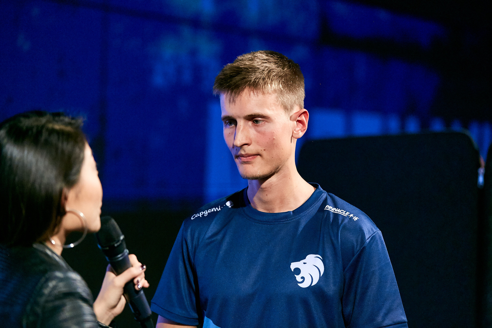 "valde: ""There was a lot of pressure on us to perform"""