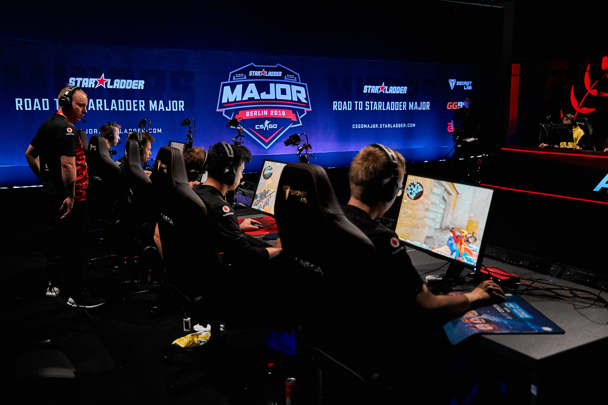 Приготовьтесь к StarLadder Major Berlin 2019: The New Challengers Stage!