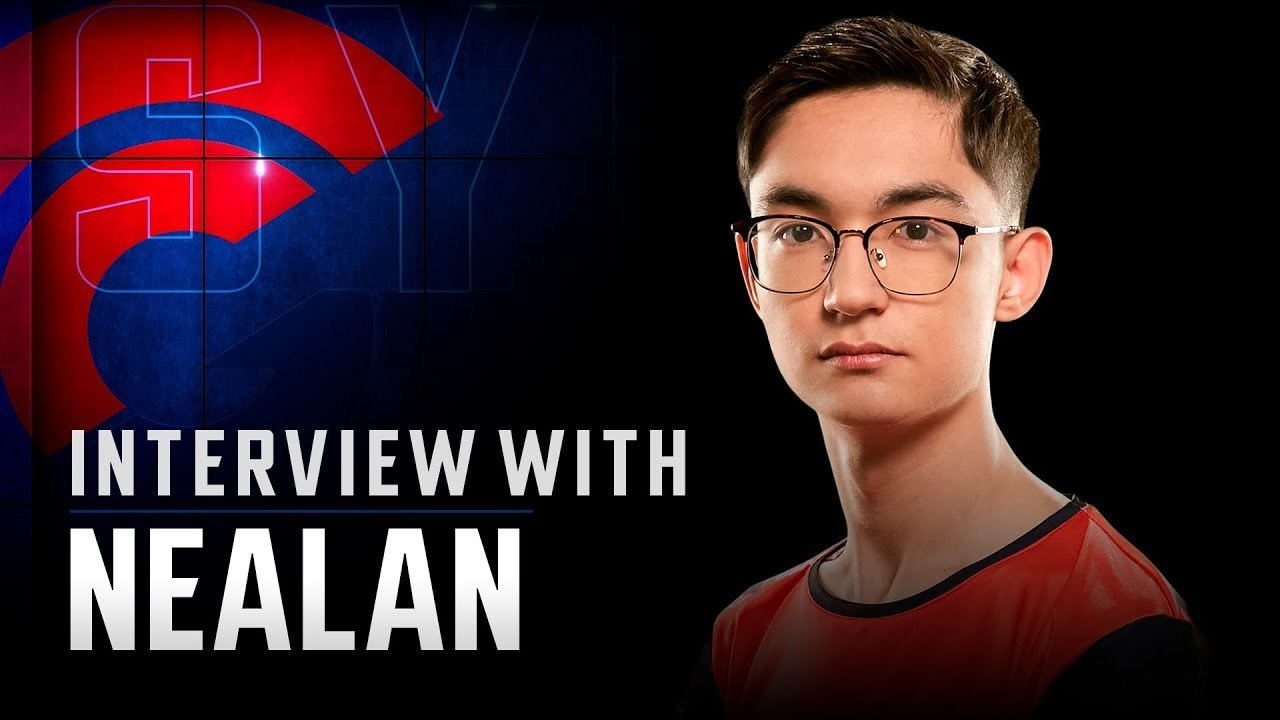 """I didn't expect we would qualify for the Major"" 
