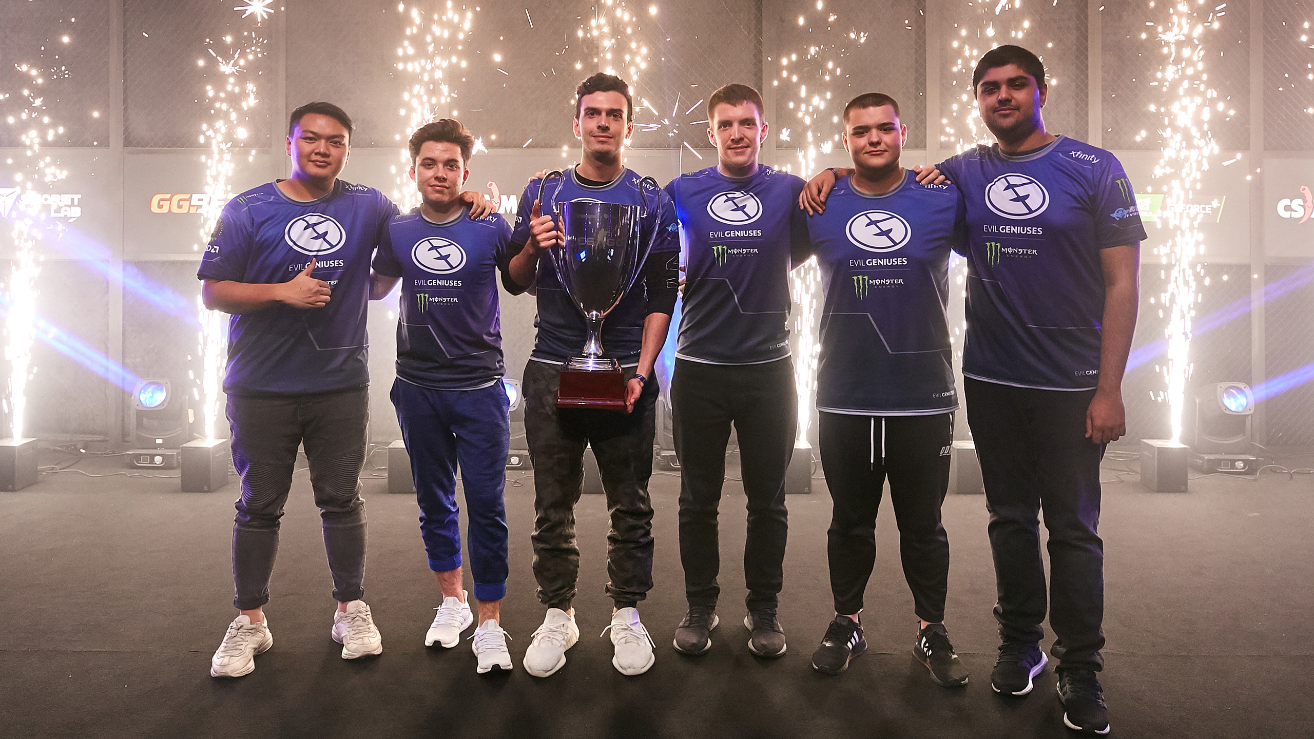 Evil Geniuses claims StarSeries i-League CS:GO Season 8 trophy