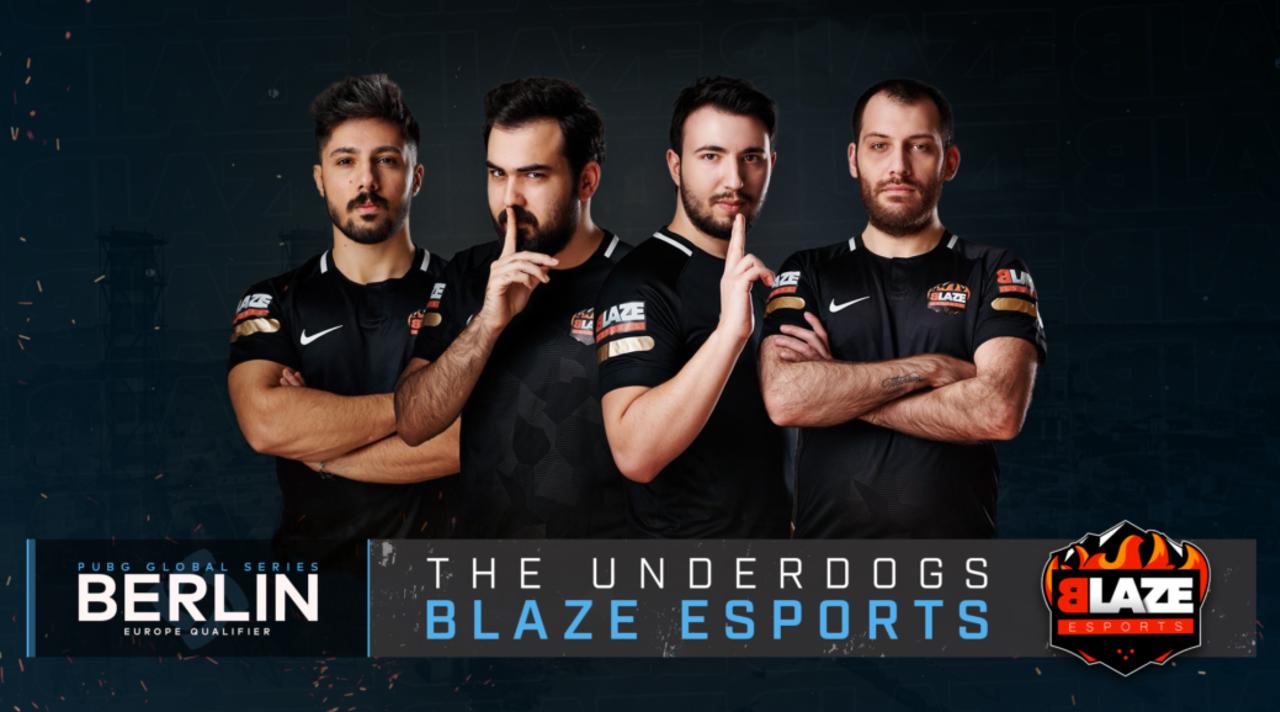 The Underdogs: Blaze Esports