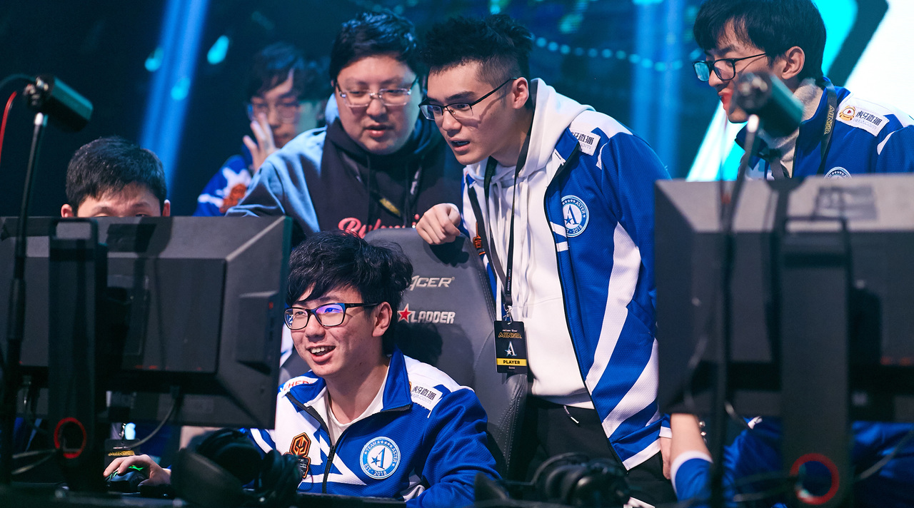 Team Aster and Gambit advance to playoffs