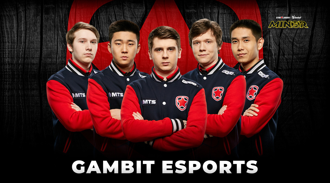 Team Profile: Gambit Esports