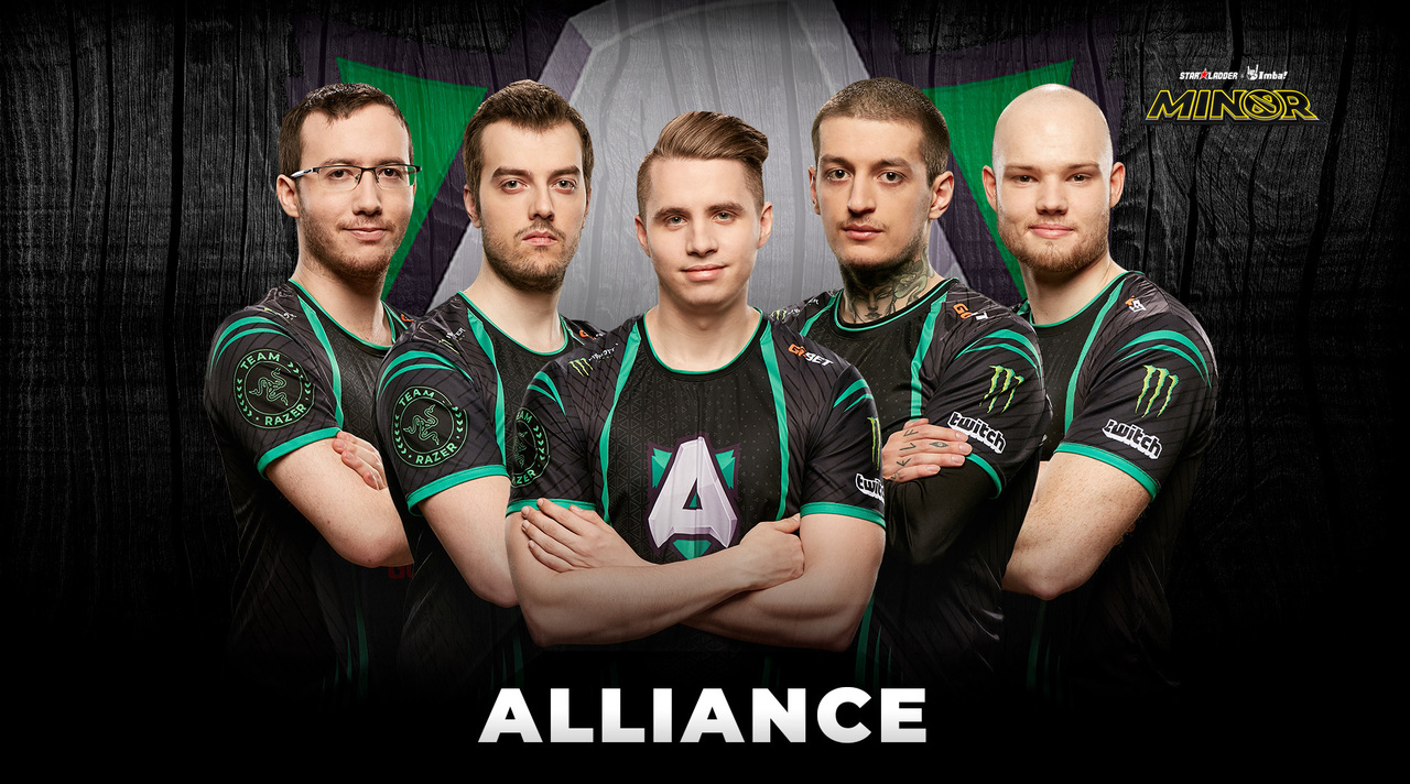 Team Profile: Alliance