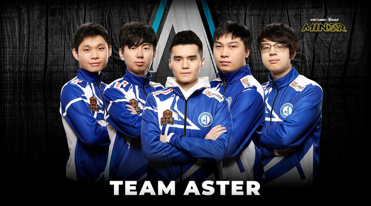 Team Aster: Gambit Esports