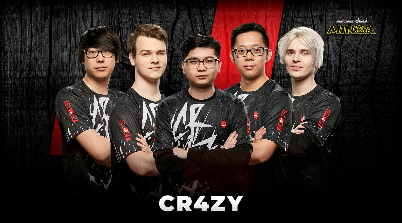 Team Profile: CR4ZY