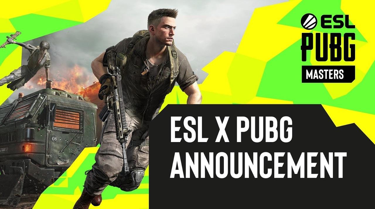 2021 Boyunca Beş Farklı ESL PUBG Turnuvası Düzenlenecek!