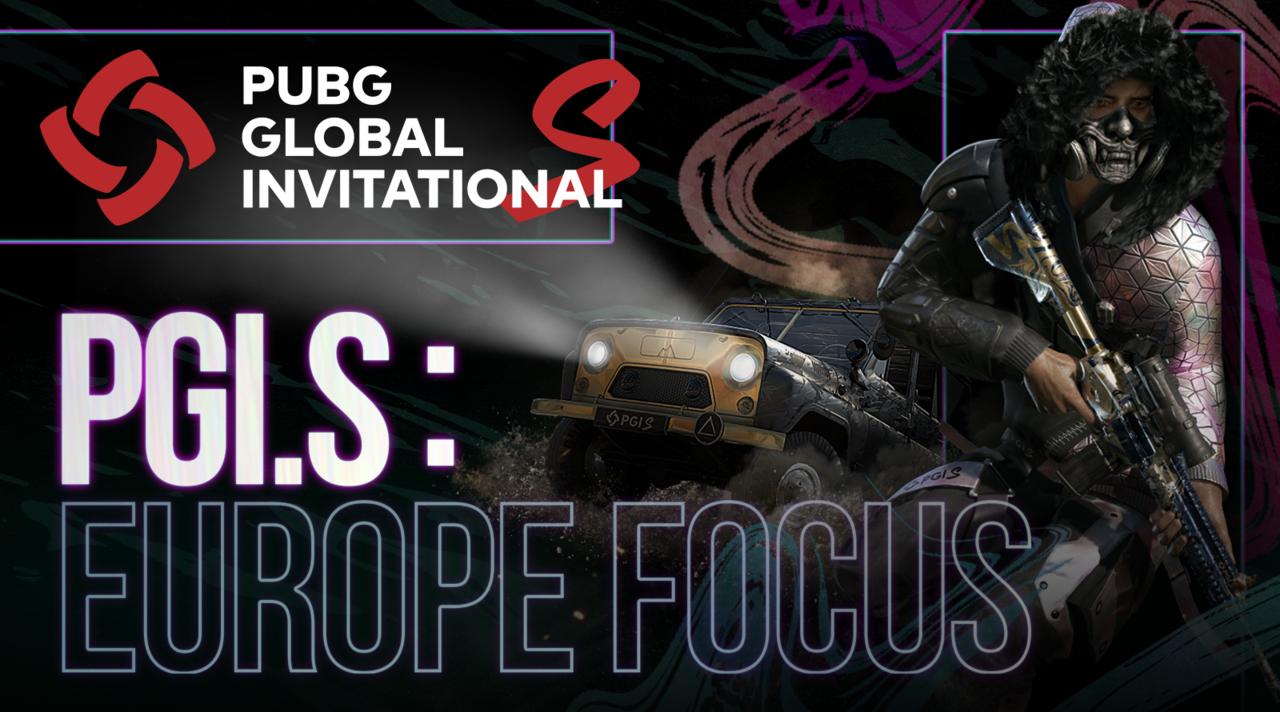PGI.S: Odak Avrupa