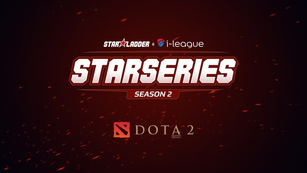 SL i-League StarSeries Dota 2 S2 Announcement!