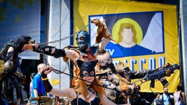 Kyiv Comic Con 2016